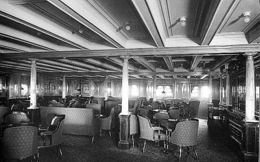 titanics forward second class - photo #20