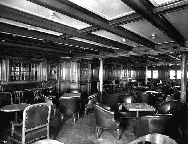 Life in Second Class was still pretty good  despite having such a small  area to call their own  The few common areas they had were nicely appointed  and. Titanic Tuesdays  Second Class   Allison Kraft  Author of